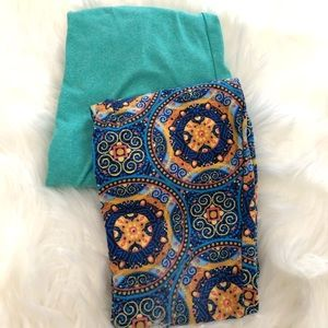 Lularoe leggings lot
